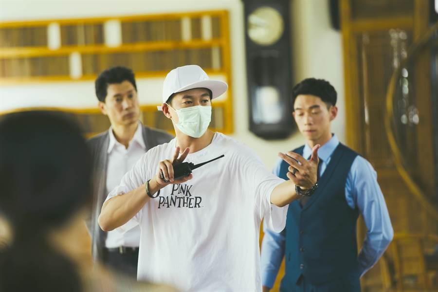 何润东完成导演生涯第二部作品。(颐东娱乐提供)