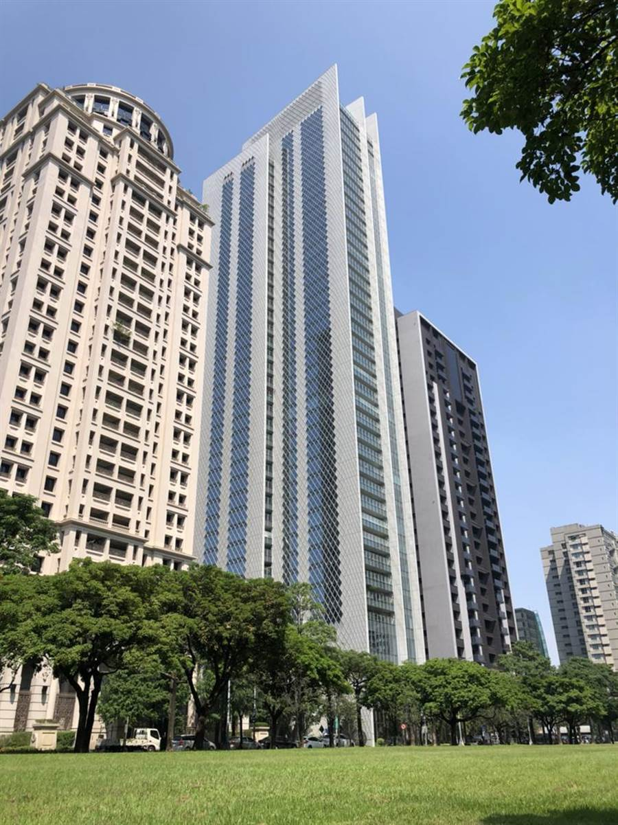 台中七期豪宅近期買氣大爆發,「大陸寶格」傳出億元級交易案。圖/曾麗芳