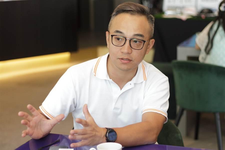 專案經理陳逸軒/中時電子報攝
