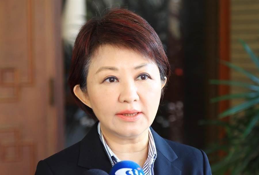 台中市長盧秀燕。(圖/本報資料照,陳世宗翻攝)