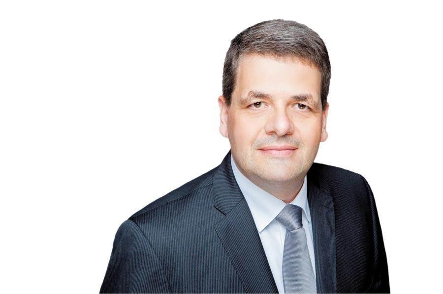 德國經濟辦事處首席代表暨處長林百科。(圖/德經處提供)