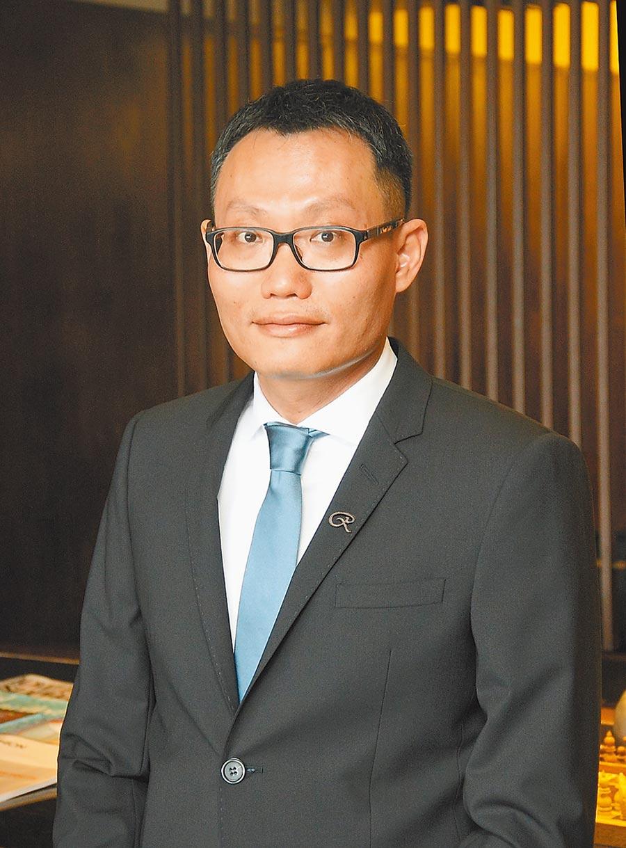 台北晶華酒店董事總經理吳偉正