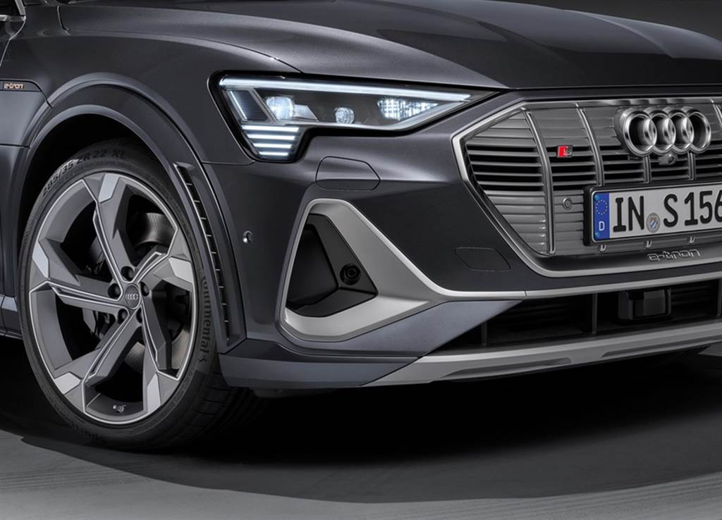 Audi正式推出高性能版e-tron S與e-tron S Sportback搭載三電動馬達