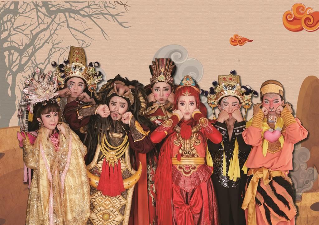 風神寶寶兒童劇團致力向年輕一代推廣傳統戲曲文化,新作《風神寶寶與悟空叔叔的地府歷險記》也將由新銳小生吳米娜等演員,共同呈現活潑而繽紛的地府冒險旅程。(風神寶寶兒童劇團提供)