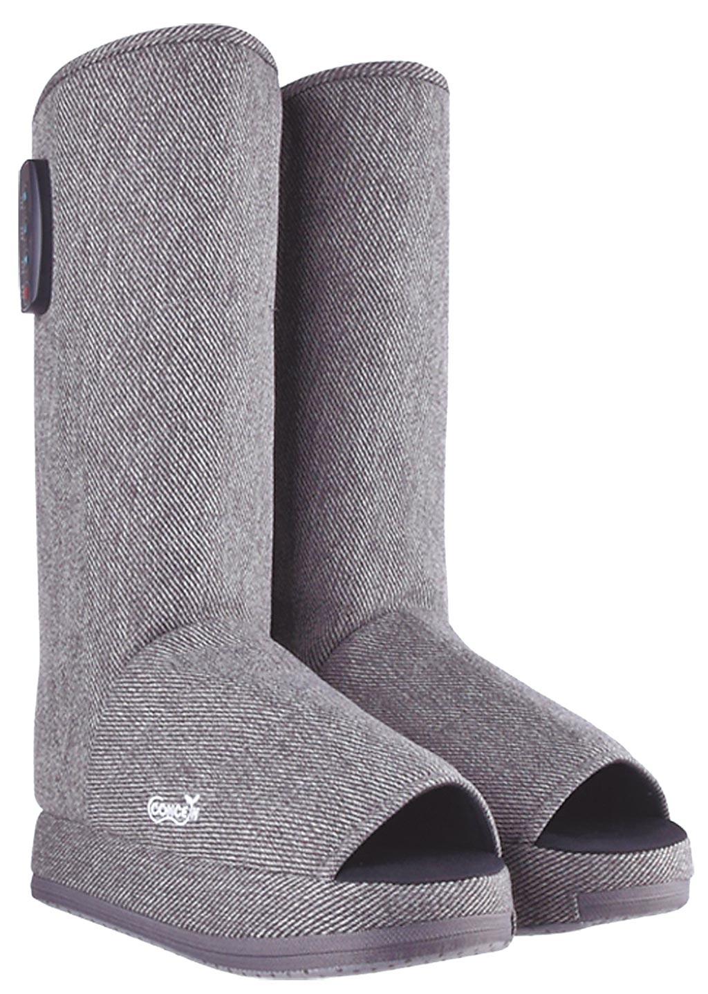 維娜斯按摩美腿女神靴,原價6980元,特價5980元。(台隆手創館提供)