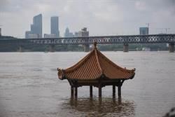 長江中下游水位將全線超警 直接經濟損失逾400億人幣