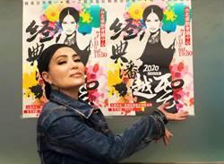 潘越雲「經典」演唱會本周六開唱 苦練舞蹈致敬音樂大師