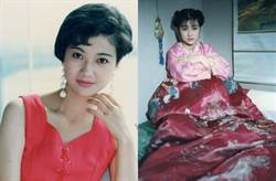 曾是最美瓊瑤女郎卻命運悲慘…28歲香消玉殞