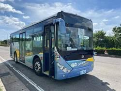 台南市自駕公車智慧基礎設施建置經費墊付案 被議會決議保留