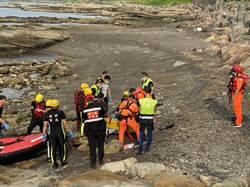 瑞芳海邊浮潛傳意外 男子浮球勾礁岩害勒脖溺斃