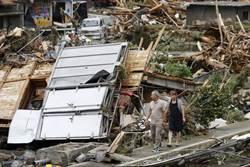 日本九州豪雨災情慘重  已57人罹難