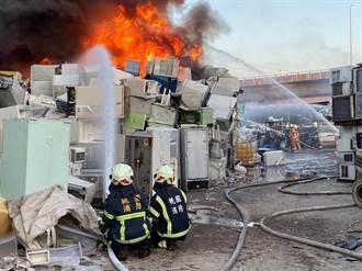 環消聯合訪視 回收場所火警通報少5成