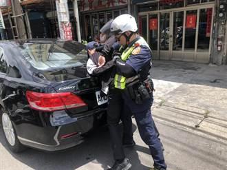 無預警防搶演練 平鎮警運用科技攔捕奏效