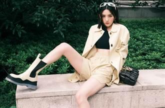 22歲「國民閨女」撞臉張柏芝!中空秀細腰白皙長腿