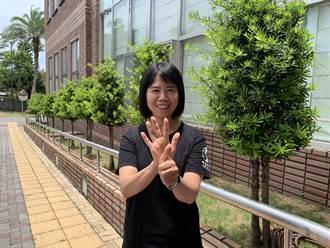 東部唯一乙級手語翻譯員 劉秀緞用雙手為瘖啞代言
