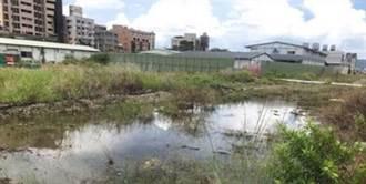 代理市府在幹嘛?鳳山火車站嚴重積水 網怒:這是溼地公園嗎?