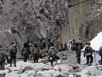陸央視首次公開印軍越線證據 還原邊界死亡衝突現場