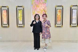 第一藝術空間舉辦「瓷迷心巧」李秀芳彩瓷創作展