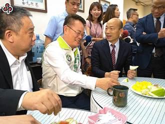 角逐高市議長補選提名 民進黨韓賜村宣布退出