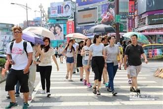 大陸日本豪雨成災...台灣卻熱爆 專家曝關鍵:想出遊把握現在