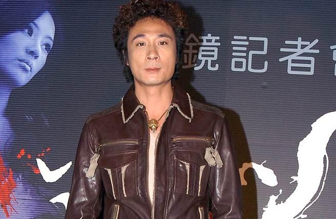 吳鎮宇以電影《鎗火》奪下金馬影帝。(圖/中時資料照)