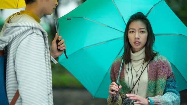 陳妤開鏡第一場戲就面臨大挑戰。(華映娛樂提供)
