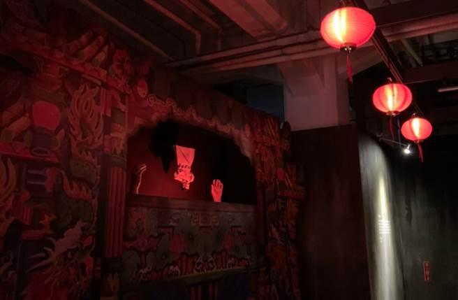 全台熱議《返校》實境體驗展 逼真還原遊戲世界(圖/楊婕安攝)