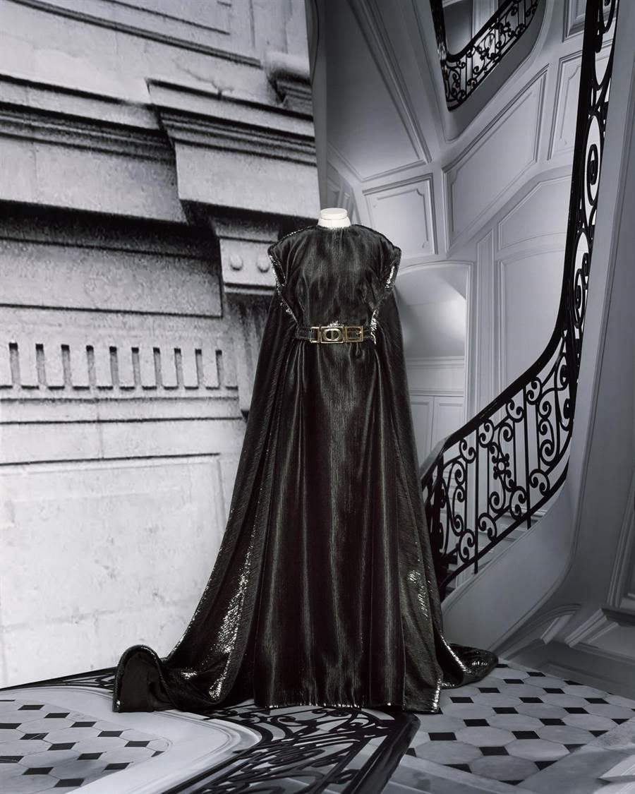 DIOR高訂服高貴優雅,試圖以時尚之美為人類帶來希望。(DIOR提供)