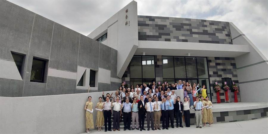 國立台灣海洋大學系統工程暨造船學系的「聲學實驗中心」,於7月7日正式啟用。(海洋大學提供/吳康瑋基隆傳真)