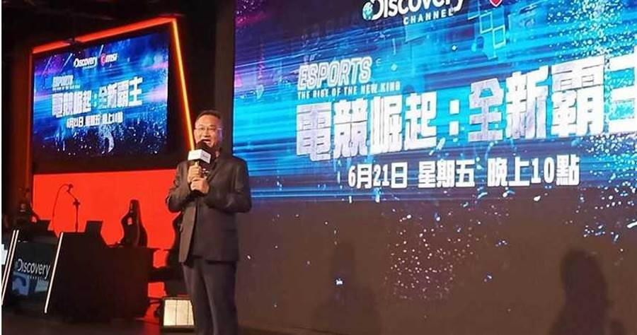 微星總經理暨執行長江勝昌7日傳出墜樓身亡。(圖/中時資料照)