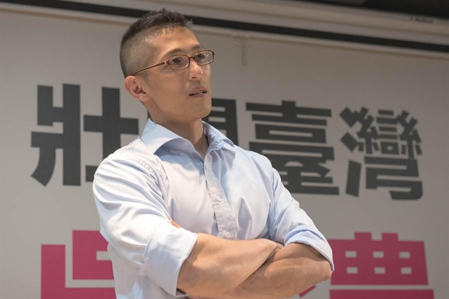 2022台北市長選舉,吳怡農表示「不會出來選」。(圖/吳怡農臉書)