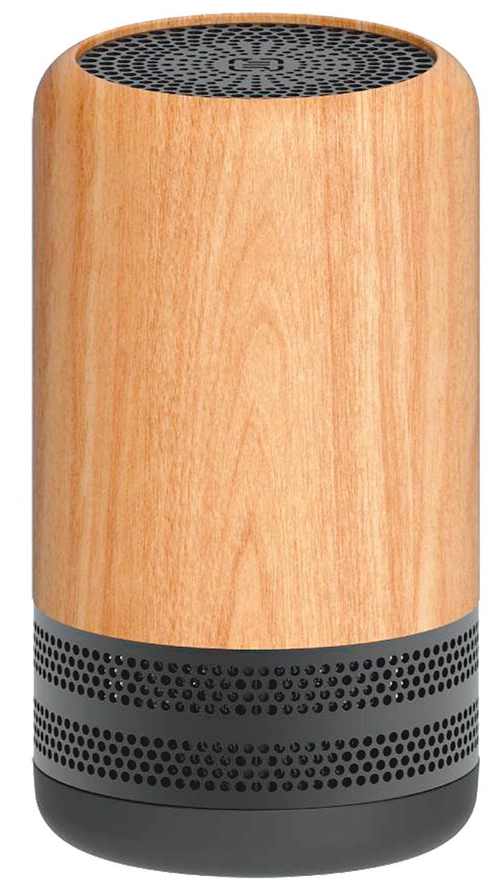 法雅客周年庆必抢,AIR3 Plus负离子空气净化器-榉木款,3760元。(新光三越提供)
