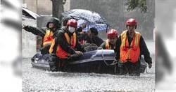 三峽大壩洩洪下游慘狀曝光!目擊者:不要隨便摸電線杆
