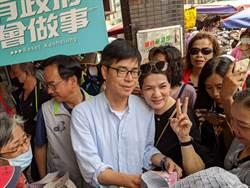 民進黨沒有韓國瑜很寂寞?陳其邁點名她比較寂寞