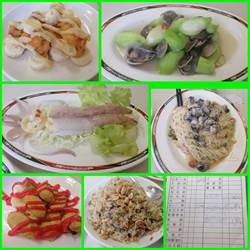 澎湖吃海鮮6道菜1540元「量少又神奇」網看照片傻了:香蕉蝦球?