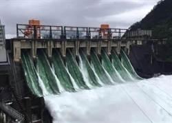 大陸首發橙色暴雨警示 新安江水庫首次九孔全開洩洪