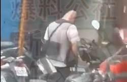 男子機車群中尋歡 新竹警逮到雞雞怪客