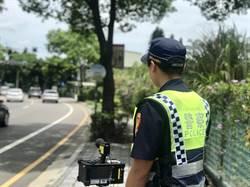 遏止危險駕車及改裝噪音車 龍潭警分局加強取締工作