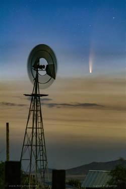 北半球看過來!尼歐懷茲彗星肉眼可見