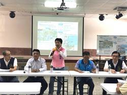 潭子外圍分洪道8月動工 改善8公頃民地免淹水