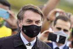 效法川普? 巴西總統說羥氯喹有效治癒他的病