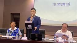 江啟臣:每周到高雄輔選市長、議長 展現決心