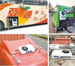 舒車冷氣引進 駐車空調系統