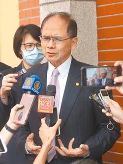游錫堃:立院若掌監察權 真正民主殿堂
