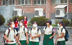 216萬學子吹冷氣 2年裝好裝滿