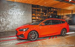 FORD FOCUS ST WAGON 未上市已完銷