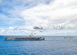 美海軍叫板沒被嚇倒 學者稱火箭軍能遠端制勝!狙擊美雙航母 陸擁多項選擇