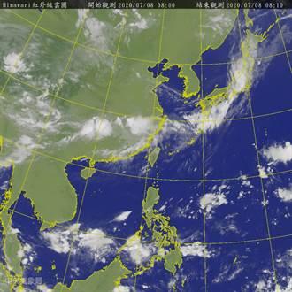 周四前防午後劇烈天氣 彭啟明曝第3號颱風生成時間
