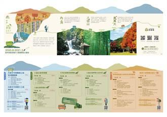 林務局推國家森林安心旅遊 8/1起11條路線說走就走