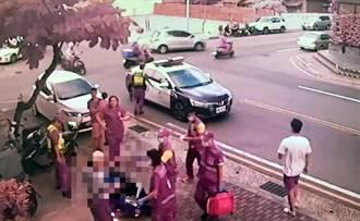 財務糾紛遭砍傷 台東警方逮2嫌